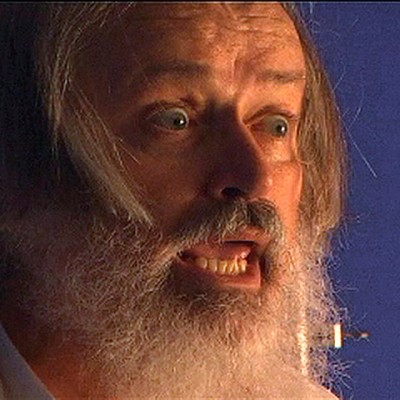 Richard Lund, actor, tea drinker, translite photographer, mad scientist