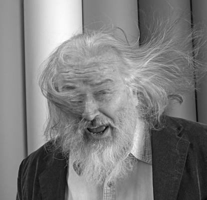 Richard Lund, Richard Lund actor, Richard Lund wild hair